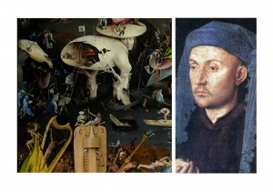 Renaissance Art-Individuals and Crowds head